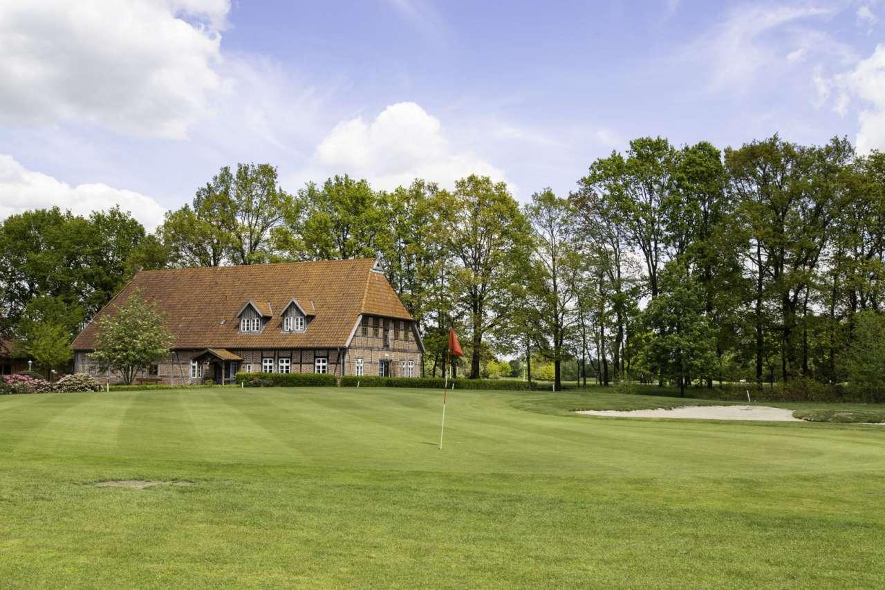 Clubhaus Golfclub Lilienthal